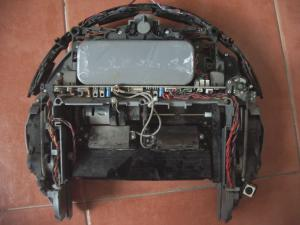 Insides of the Roomba